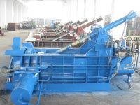 Y81F-125AD Metal Hydraulic Baler