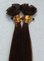 100% human pre-bonded hair