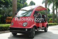 CE approved electric mini car for passenger with 4 seater DN-4(China)