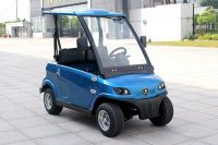 street legal electric cars from china DG-LSV2 with eec certification