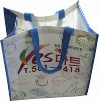 Non-woven fabric carrier bag