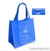 2011 Folding Bottom Shopping Bag