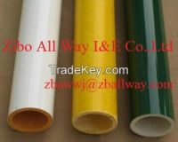 Colorful glass fiber tube FRP fiberglass rod