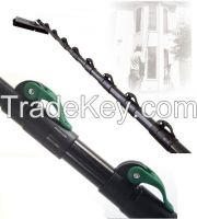 carbon fiber telescopic pole for water fed pole window cleaning pole