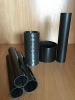 filament winding carbon fiber tube with high strength