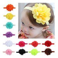 Newborn Baby Girl Headband Infant Toddler Bow Hairband Girls Accessories