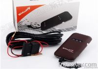 GT02 Double CPU 512MB Memory GSM Quad Band GPS Car Trackers With ON/OF