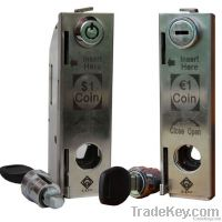 Coin lock, Coin Operated Lock
