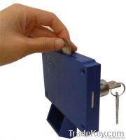 Coin Deposit Lock