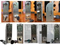 Coin lock, Coin Operated Lock, Coin Deposit Lock