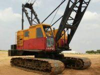 110 Ton Crawler Crane