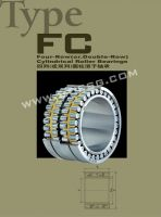 Four-row or Double-row Cylindrical Roller Bearing, rolling mill bearing