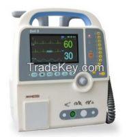 Defibrillator with patient monitor Defi 8/9