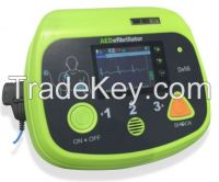 Automatic External defibrillator with Biphasic & Monitor Defi 6