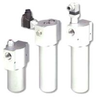 High Pressure And Low Pressure Filters