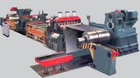 coil sheet cutting machine
