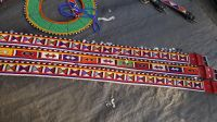 Art & Crafts. Maasai Shuka, Kikois, Carvings, Beaded Sandals, beaded bracelets