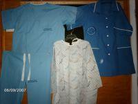 Patient gowns/Scrubs/work wear/uniforms