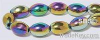 magnetic hematite beads