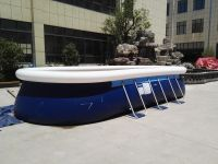 Inflatable Pool Commercial Use Long Durability Portable