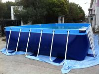 Inflatable Pool Outdoor Portable for Large Family