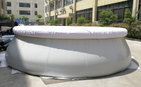 Inflatable Pool Commercial Quality Above Ground Swimming Pool
