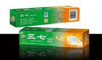 Sanqi Chinese Prescription GEL Fresh Tea Toothpaste