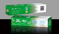 Sanqi Plaque-fighting and Whitening Toothpaste