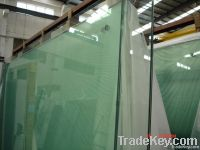 Hot Selling Heat Strengthened Safety Glass