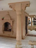 Stone Pillar & Stone Columns