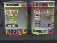 Super Coat Floor Paint