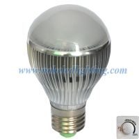 Dimmable E27 5x1W LED Bulb