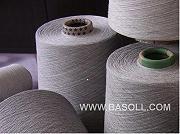 Cotton/Polyester melange yarn