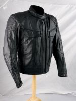 Man and Woman Leather Jackets