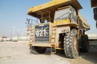Cranes , excavators, lifters , Piling machines  , Dozer.