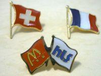 Lapel Pins (American Flag)