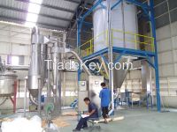 High Speed Centrifugal Atomizer Spray Dryer