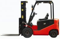 4-Wheels Electric Forklift (1.5T-3.5T)