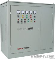 SBW-F Adjustable full automatic compensatin voltage stabiizer