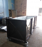 Enamel water customized storage tank for drinking water