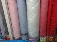 Cotton kikoy rolls from Kenya, East Africa