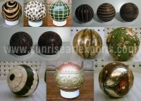 Decorative Balls, Decorative Balls Manufacturers,Wooden Unique Crafts,