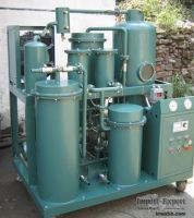 lubricant oil filtration system/hydraulic oil purification plant