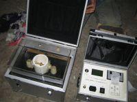 BDV Insulating oil dielectric strength tester