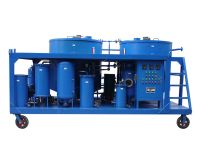 Motor Oil Recycling System