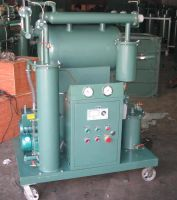 transformer oil regeneration purifier