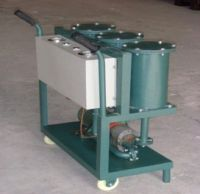 mini oil purifier/portable oil recovery