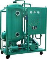 turbine oil purification plant