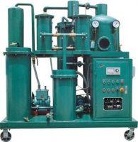lube oil filtration unit