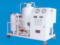cooking oil purification machine